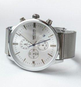 Часы chronometer Megir