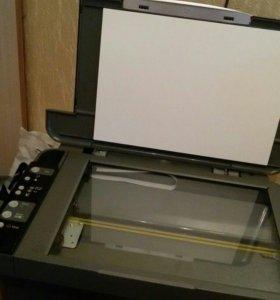 МФУ (сканер-принтер) Epson stylus CX3900