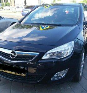 Opel Astra J turbo
