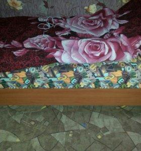 Кровать двухяросная