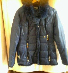 Зимняя куртка 46-48