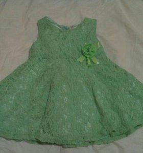 Платье на 1,5 - 2 года