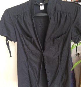 Рубашка без рукава