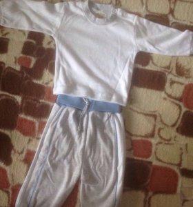 новый костюм ma pa eco baby wear
