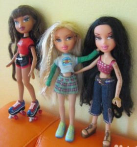 Куклы Bratz и baby Bratz
