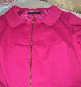 Новый пиджак 48 р