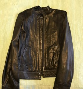 Куртка из натуральной кожи. Новая!