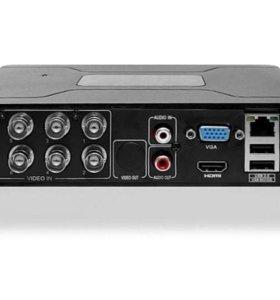 Гибридный видеорегистратор CYFRON 8кан 1mpx