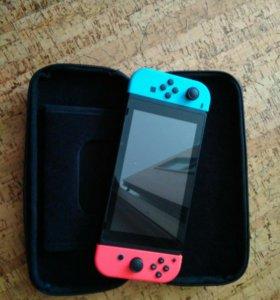 Nintendo Swith +zelda