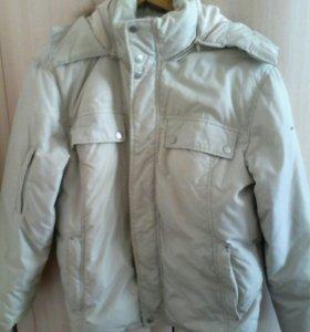 Мужская зимняя куртка 48-50