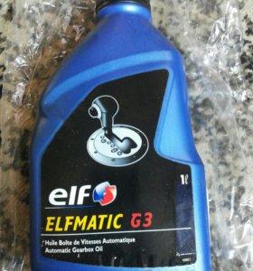 Масло для акпп ELF G3