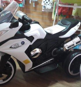 Мотоцикл (новый)