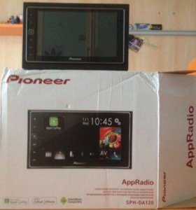 Pioneer SPH-DA 120 2Din