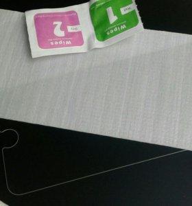 Защитное каленное стекло для iPhone 7