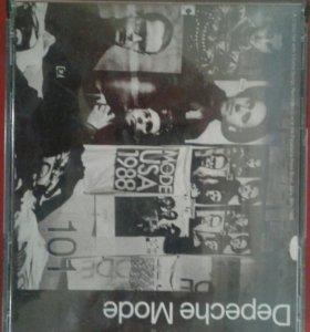 Depeche Mode 101 box set2CD