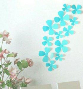 Цветочки для декора