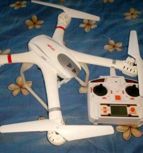 Квадрокоптер MJX X101 с камерой