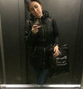 Курточка 42/44 идеальное состояние демисезон