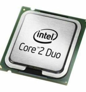 Процессор intel core2duo e7200 2,5GHz
