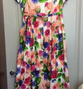 Платье длинное (новое)