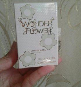 Туалетная вода Wonder Flower.