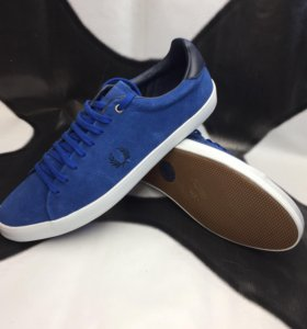 Кроссовки Fred Perry Howells Suede
