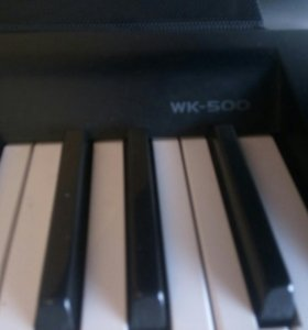 Синтезатор Casio vk 500