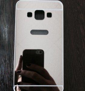 Чехол на Samsung a3 2015 г.