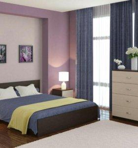 Спальный гарнитур Новый 5 предметов