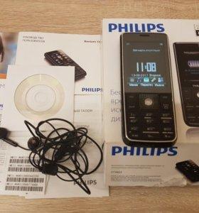 Сотовый телефон Philips X623