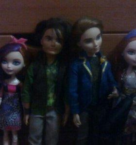 Куклы ЭАХ