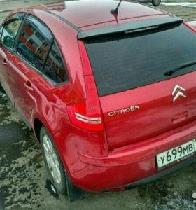 Citroën c4 2011года