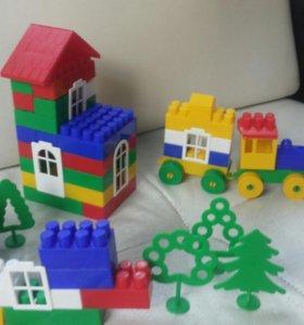 Лего-конструктор