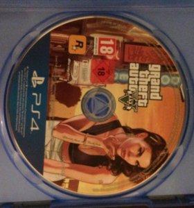 GTA 5 на PS 4