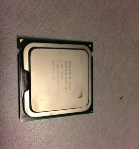 Intel core 2 duo 1.8ghz 775 socet