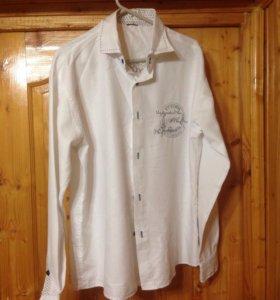 Рубашка мужская (узоры)