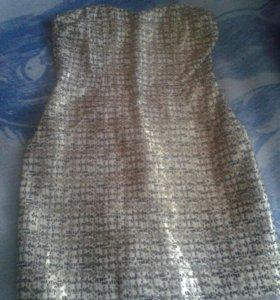 Красивое новое платье H&M