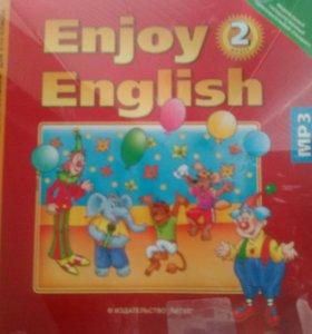 Диск по английскому языку 2 класс