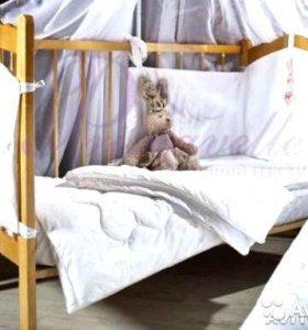 Одеяла в кроватку