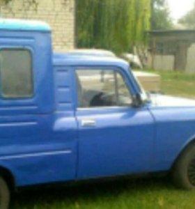 Автомобиль ИЖ каблучок,фургон.