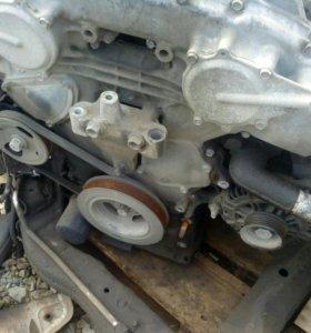 Мотор теана 31 джей ниссан 2.3 литра