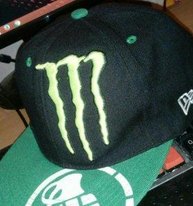 Кепка Monster