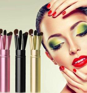 Кисти для макияжа отличного качества