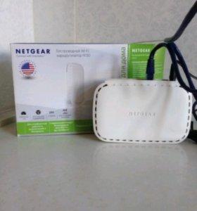 Беспроводной wi-fi маршрутизатор Netgear