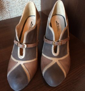 Ботильоны, туфли
