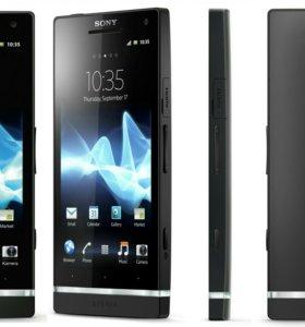 Телефон Sony Xperia S (LT26i)