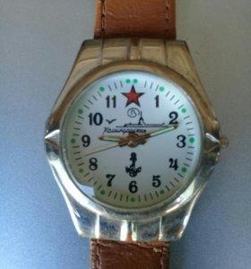 Ручные часы командирские