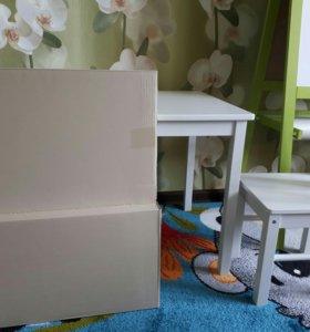 Детский стол икеа криттер