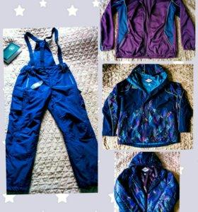 Новый мужской зимний костюм BOSCO Сочи 2014