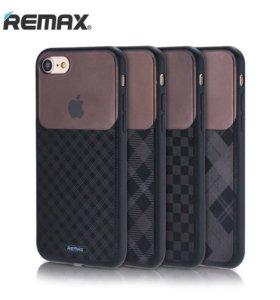 Чехол REMAX © Sky для iPhone 7/8 4 дизайна